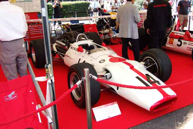 GP Single Seater 1960-1970