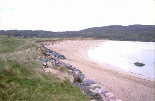 Superb beaches of the Dingle peninsula and Kerry