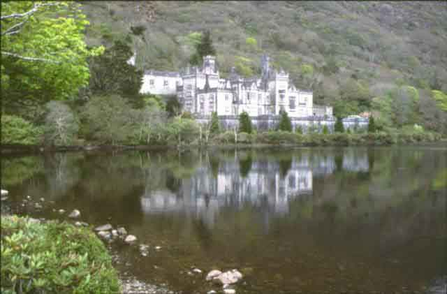 Tranquility of Kylemore Abbey