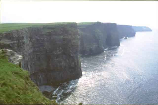 Spectacular Cliffs of Moher