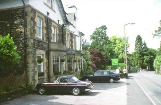 Hotel at Bowness on Windermere